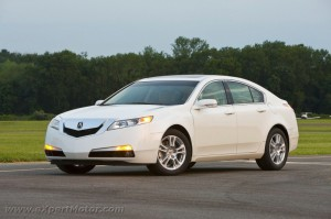 2009 acura tl images