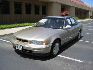 acura legend images