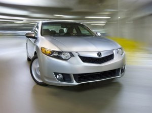acura tsx images