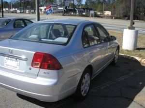 honda civic 2002 photo