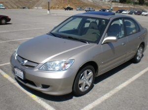 honda civic 2004 photo