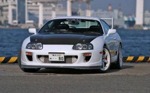 toyota supra mkiv photos