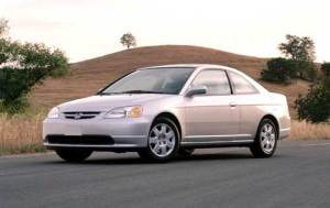 honda civic 2002 photos