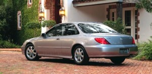 pic of acura cl