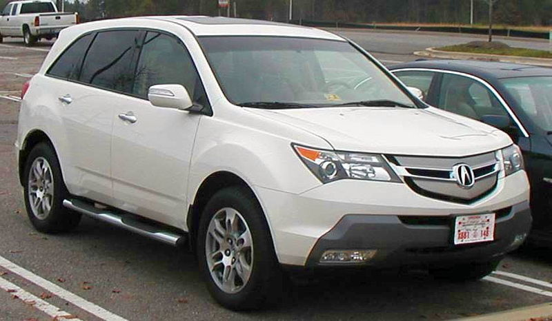 Pic Of Acura Mdx