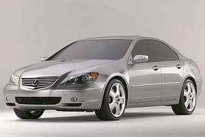 pic of acura rl