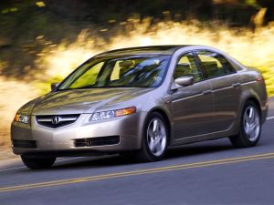 pic of acura tl