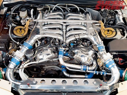 Supra Twin Turbo Image Automotive Center