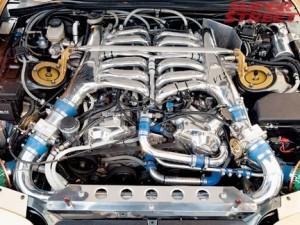 toyota supra twin turbo image